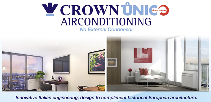 Crown UNICO Introductory banner