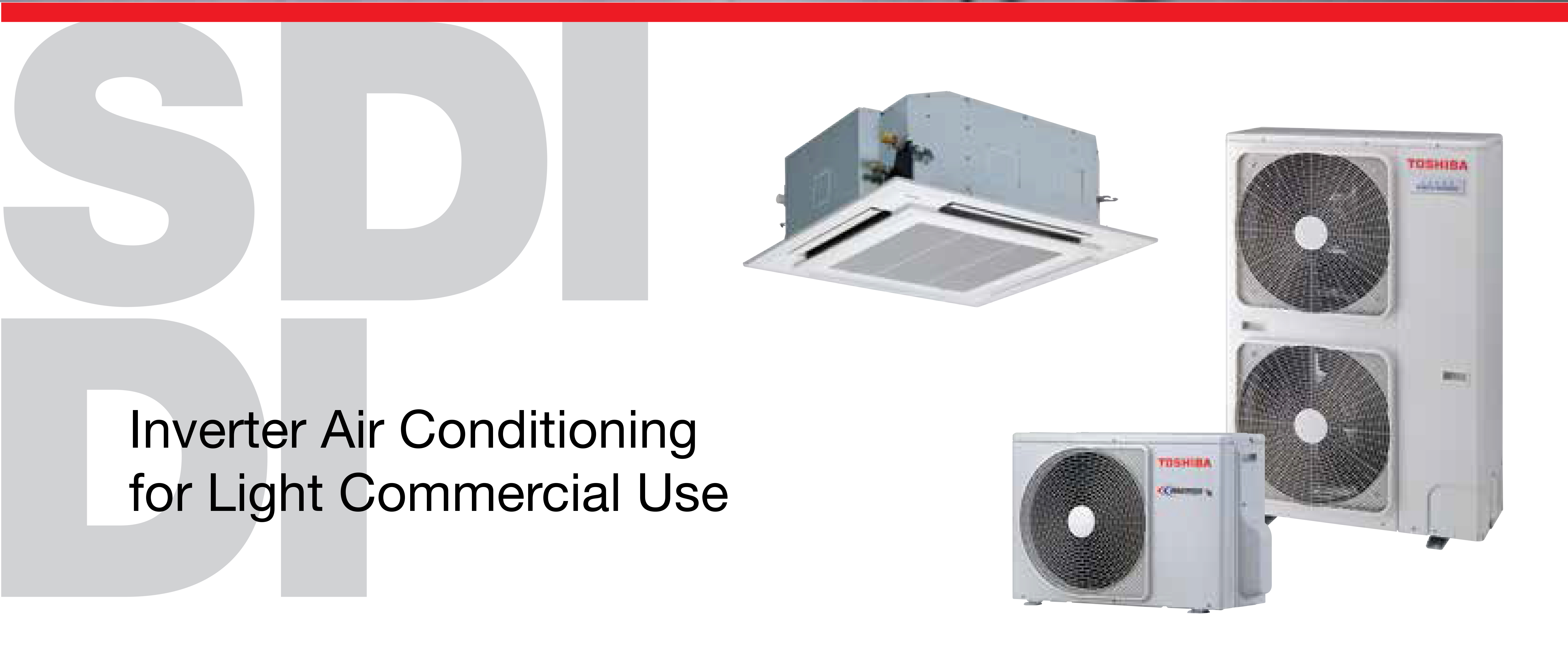 Toshiba LIght Commercial System