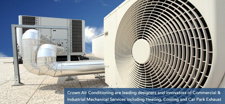 Reverse Cycle Units Airconditioning Commercial Crown