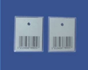 70mm x 61mm Square Large Card Tag RF 8.2MHz/1.95MHz (A-001)