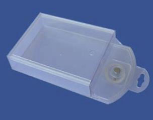 161mm x 27mm x 120mm Double Battery Lockup Case RF 8.2MHz (S-007)