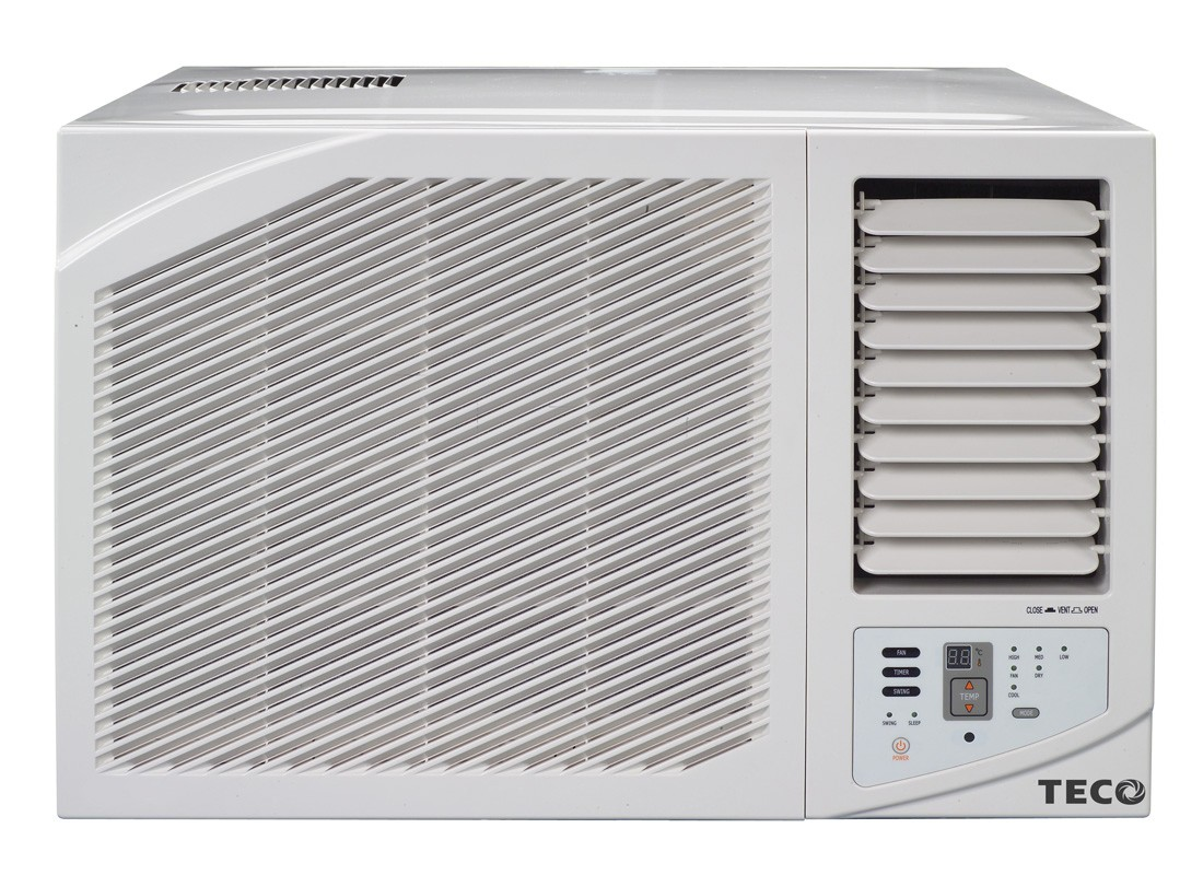 Teco Reverse Cycle Window / Wall Air Conditioners Crown Group Pty  #5D524E