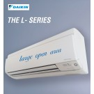 Daikin Hi-Wall Split Inverter Reverse Cycle 'L' Series, Cool 7.1kW, Heat 8.0kW