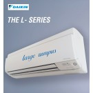 Daikin Hi-Wall Split Inverter Reverse Cycle 'L' Series, Cool 6.0kW, Heat 7.0kW