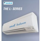 Daikin Hi-Wall Split Inverter Reverse Cycle 'L' Series, Cool 2.0kW, Heat 2.7kW