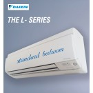Daikin Hi-Wall Split Inverter Reverse Cycle 'L' Series, Cool 2.5kW, Heat 3.4kW