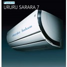 Daikin Ururu Sarara 7  Wall Mounted Inverter Split System Cool 3.5 kW, Heat 5.0 kW