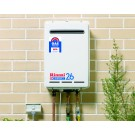 RINNAI CLASSIC - INFINITY 26 CONTINUOUS FLOW HOT WATER