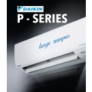 Daikin Hi-Wall Split Inverter Reverse Cycle P-Series, Cool 6.0 kW, Heat 7.0 kW