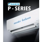 Daikin Hi-Wall Split Inverter Reverse Cycle P-Series, Cool 3.5 kW, Heat 3.7 kW