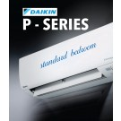 Daikin Hi-Wall Split Inverter Reverse Cycle P-Series, Cool 2.5 kW, Heat 3.2 kW